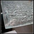pebble glass top