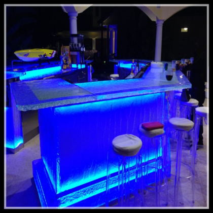 commercial bar counters design