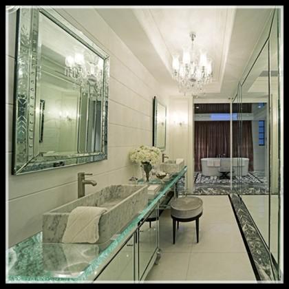 one piece batroom countertop and sink
