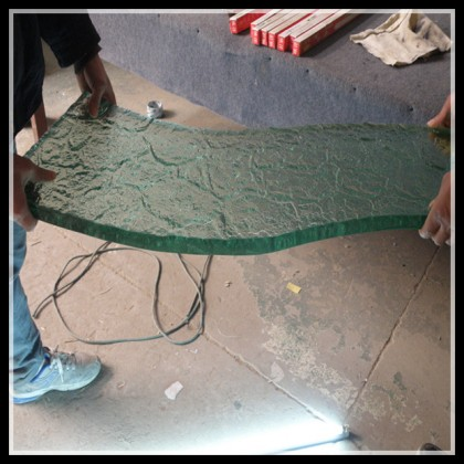glass stairs for home dsign