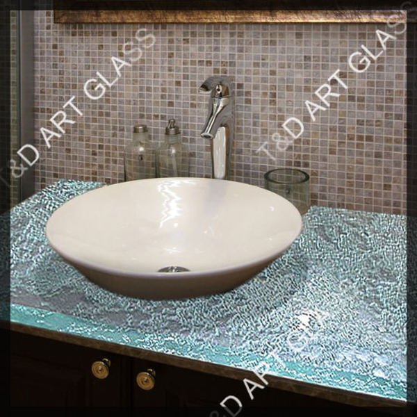 Bathroom Vanity Top Sink In Desh